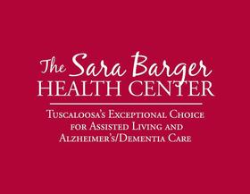 The Sara Barger Health Center logo