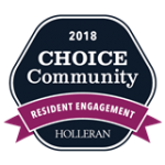 2018 Choice Community Award - Resident Engagement